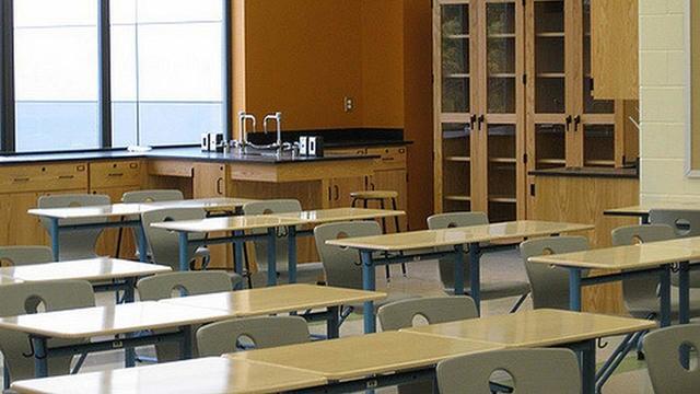 School Classroom Generic Image