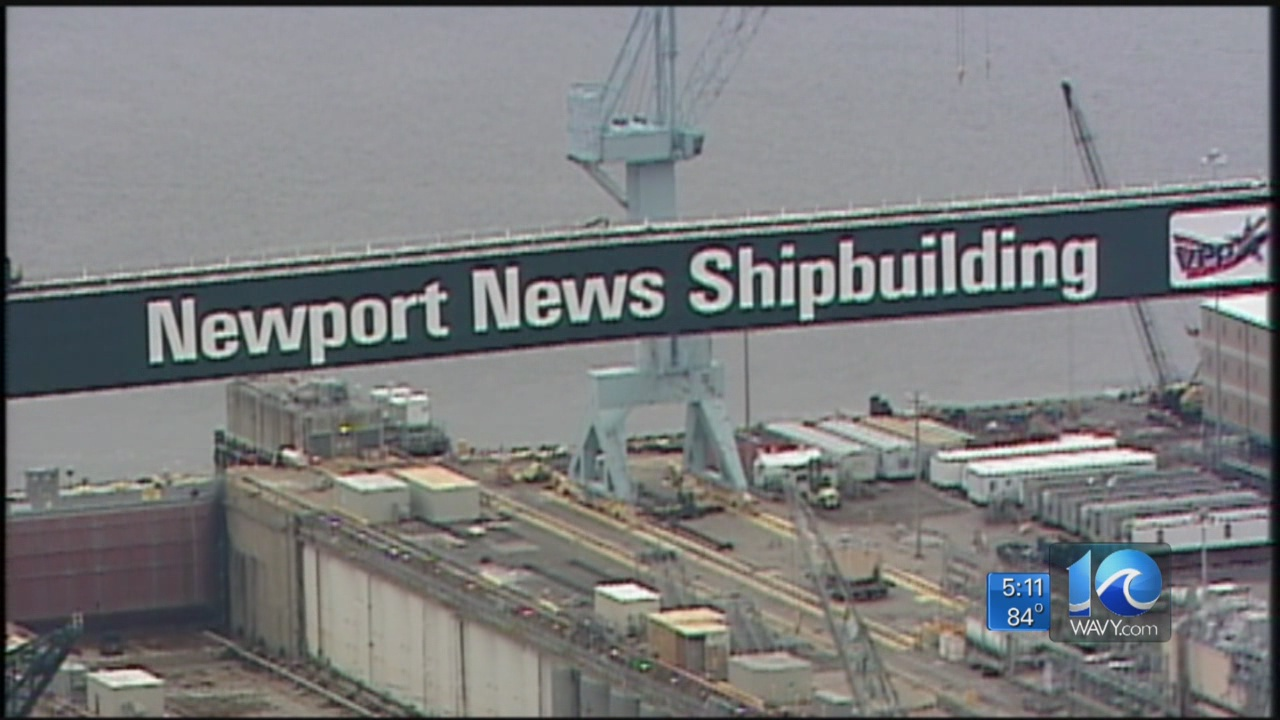 Newport News Shipyard shipbuilding generic_146028