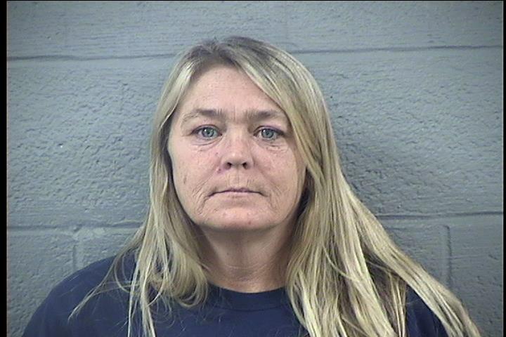 Angela Taylor mugshot
