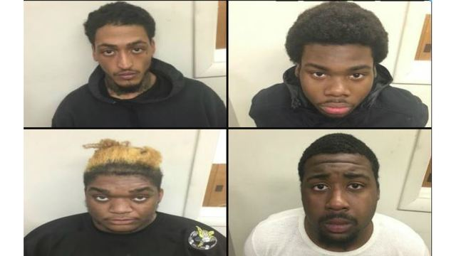 Police: 6 people from Suffolk charged in Petersburg robbery