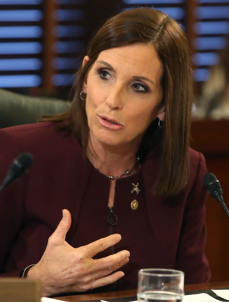 Martha McSally Getty