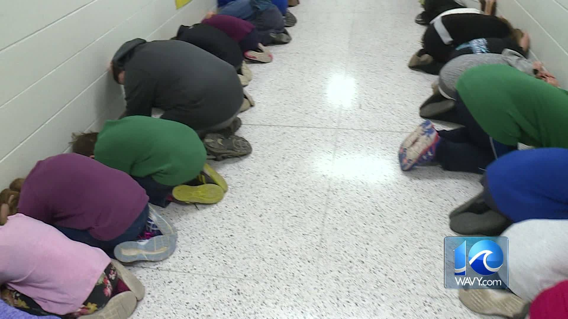 Virginia conducts annual statewide tornado drills