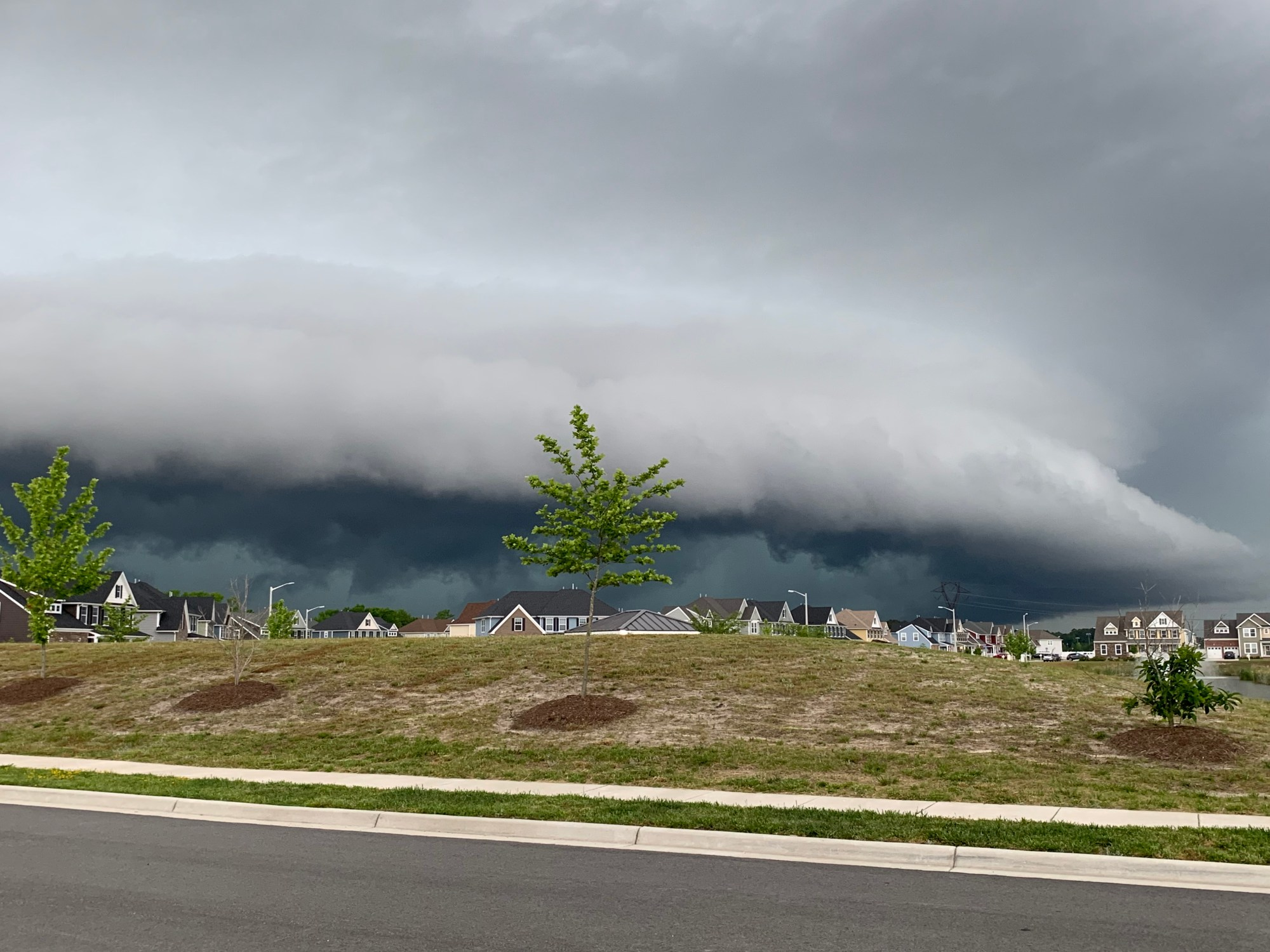 PHOTOS: Big Storm System Moves Through Hampton Roads