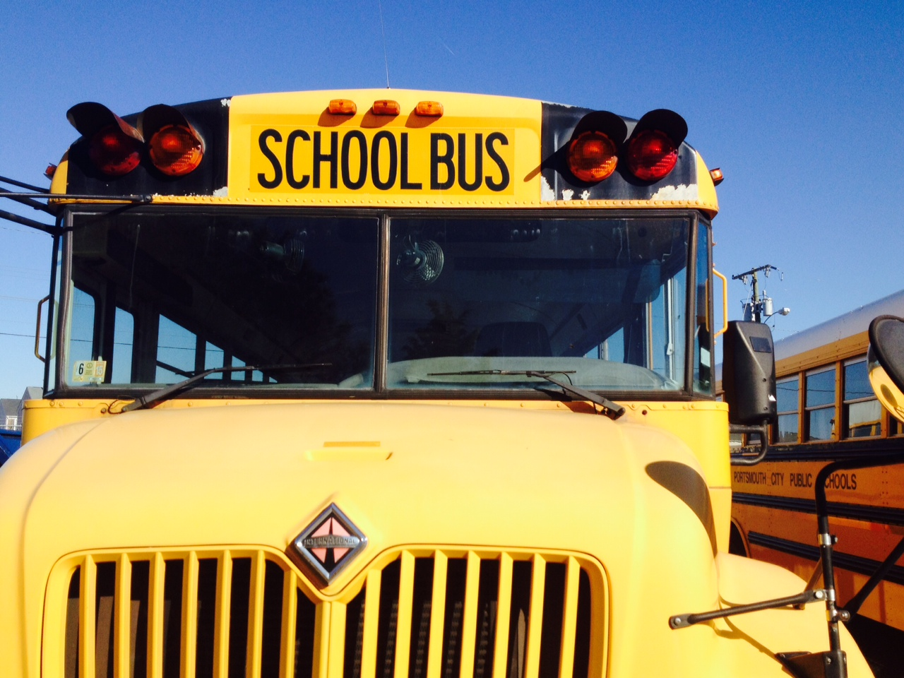 Portsmouth School Bus