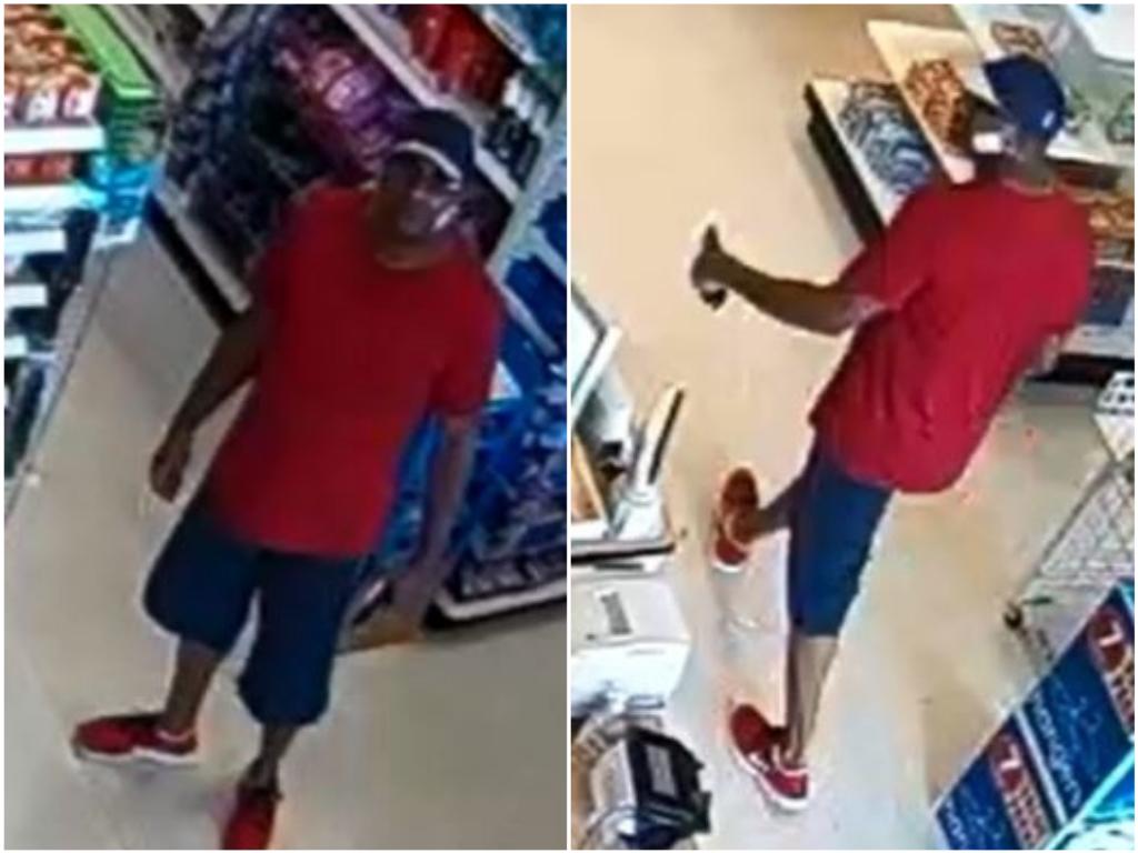 Man accused of exposing himself to several customers in KDH