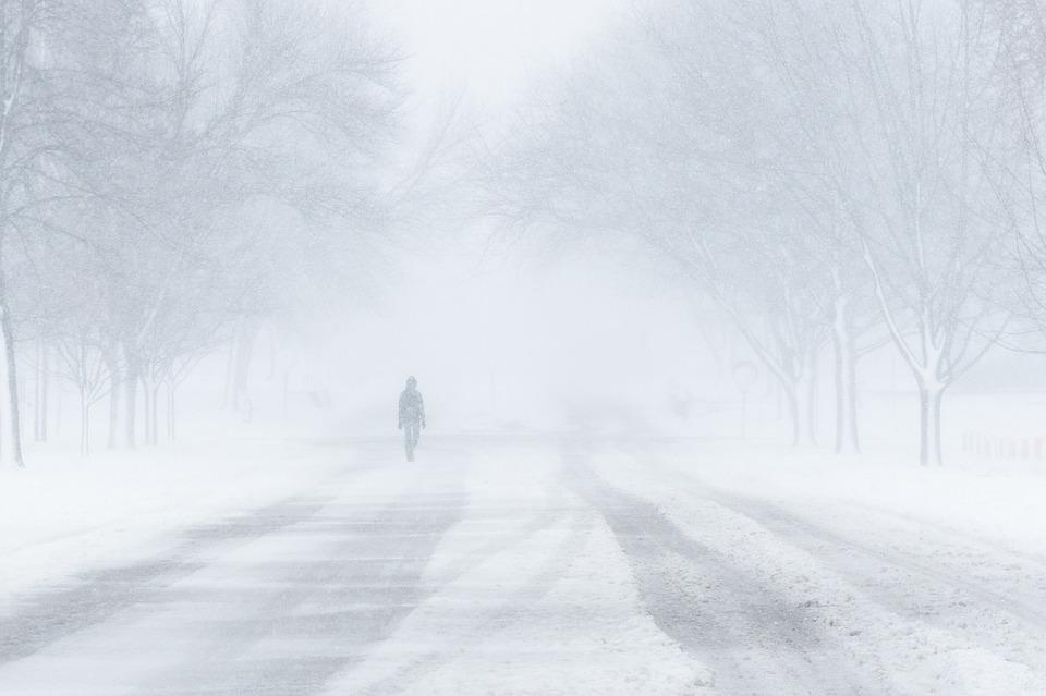 Farmers' Almanac predicts 'polar coaster' winter ahead