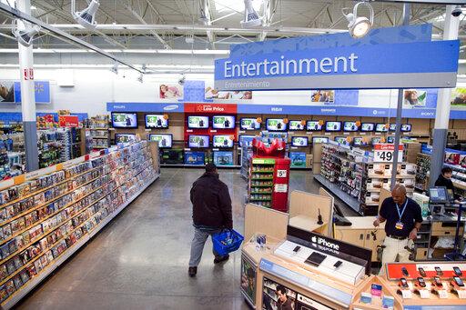 Walmart pulls violent game displays but will still sell guns – WAVY com