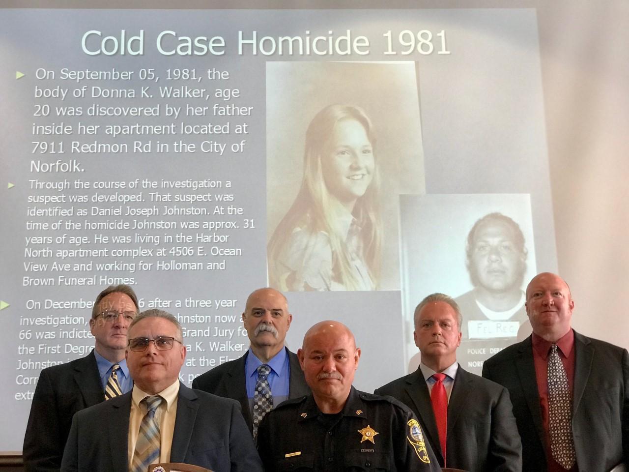 Norfolk detectives, prosecutor get FBI award for solving