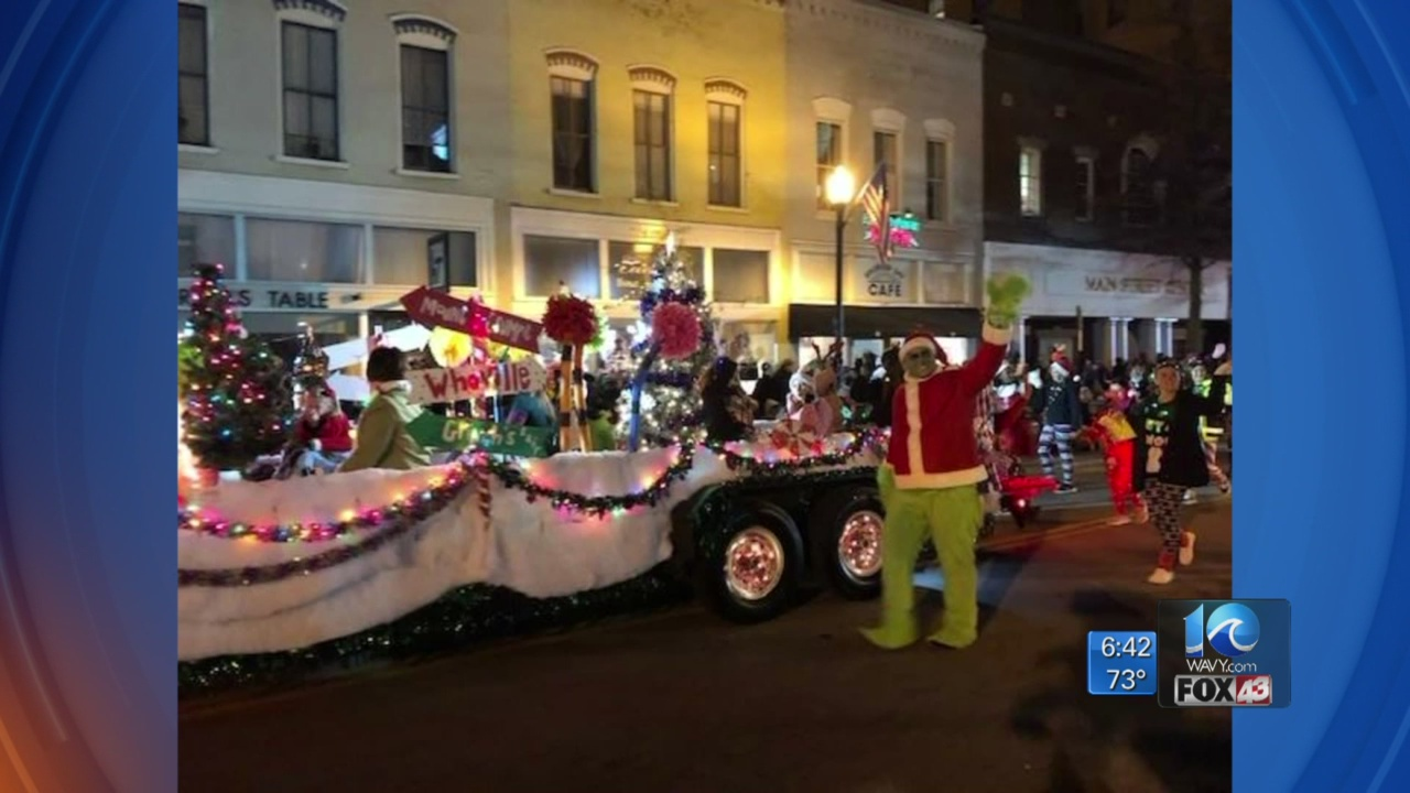Christmas Parades Near Me 2019.Registration Open For 2019 Suffolk Holiday Parade Wavy Com
