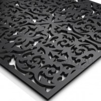 Fretwork Screen Panelling | Jali Fretwork Panels | Routed ...