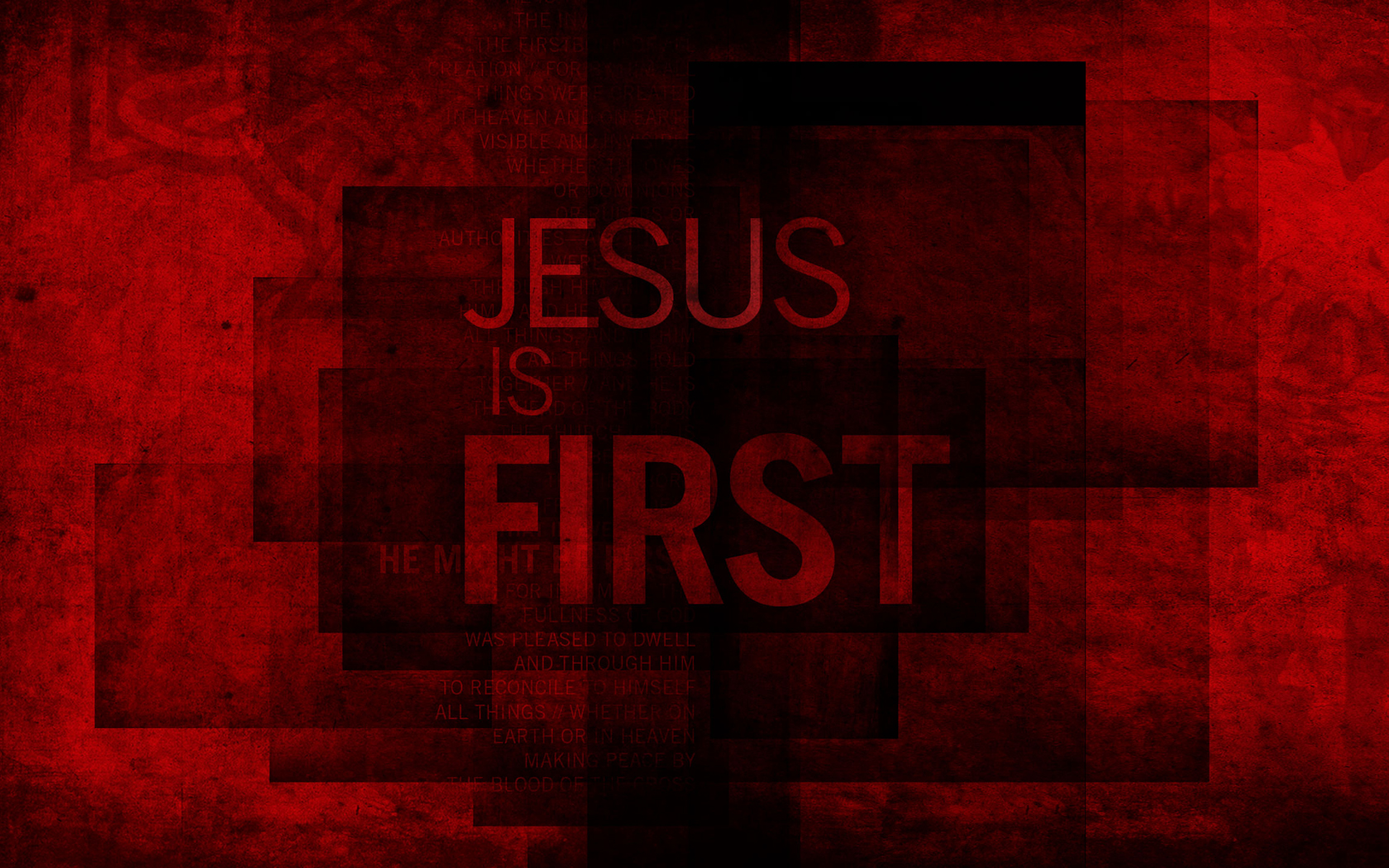Free Ipod Wallpapers Hd Jesus Is First Wallpaper 1 Wawasee Bible