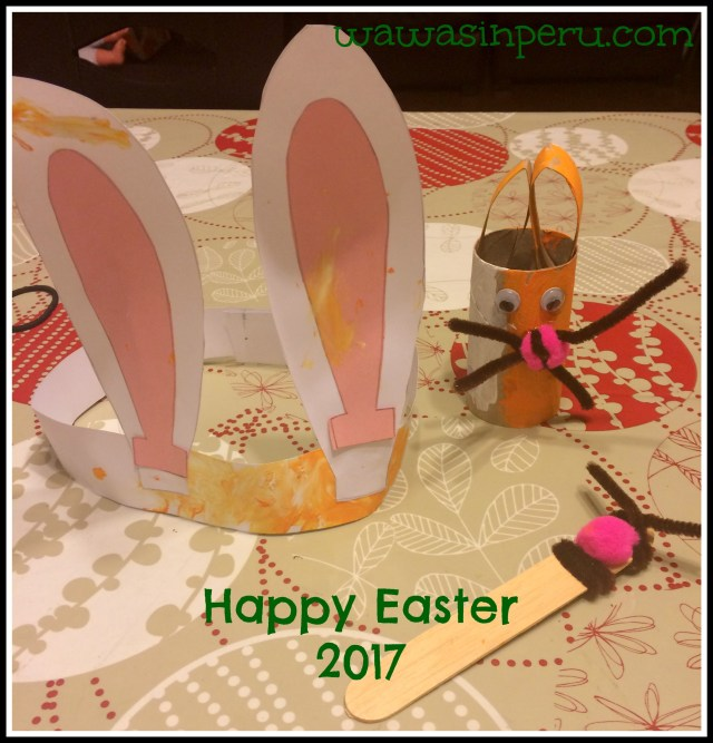 Arts and Crafts for Easter 2017