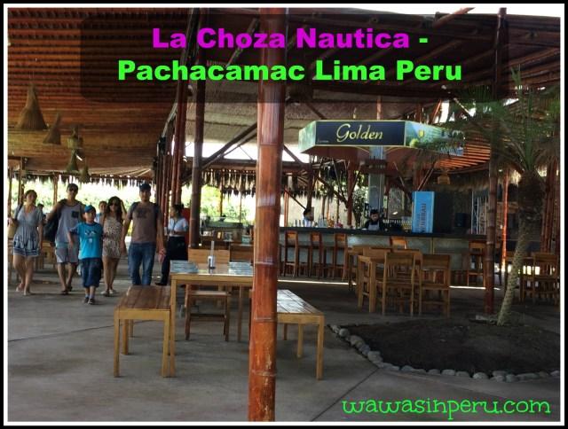 La Choza Nautica Pachacamac Bar