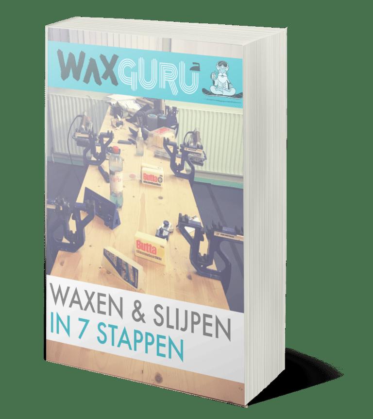 Wax Guru E-Book Waxen en Slijpen in 7 stappen