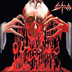 """WM-55029 Sodom """"Obsessed by Cruelty"""" Double LP"""