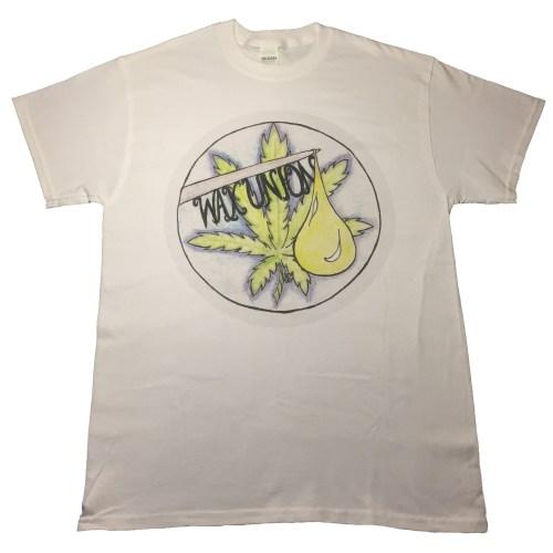 Weed Leaf / Oil Drop T-Shirt