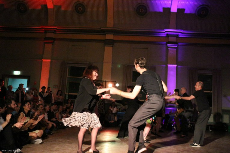 Swing Dance Event: Jazz with Ramona