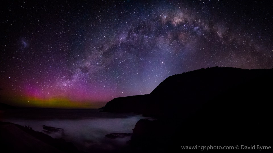 How to chase the Aurora Australis