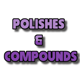 Polishes and Compounds