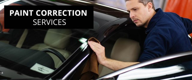 Paint correction London