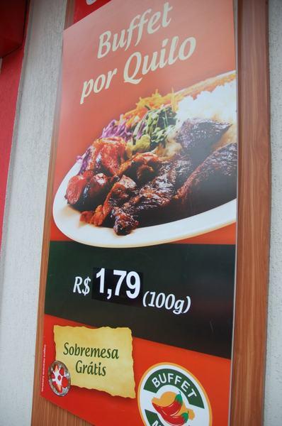 Dnde comer barato en Foz de Iguaz