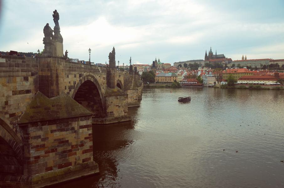 Restaurante con mejores vistas en Praga