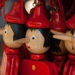 Pinocchio Holzpupe