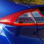 Hyundai Ioniq Heckansicht
