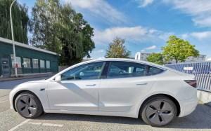 Tesla Model 3 Übernahme Pilsting