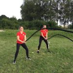 Small Group Training outdoor