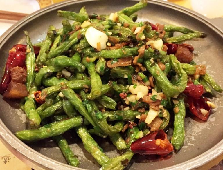 Dry Refried String Beans (干煸豆角)