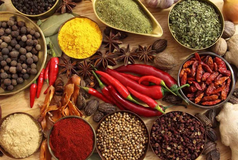 how to use chinese spices