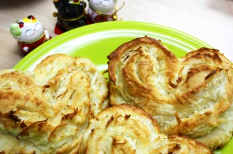 Chinese Style Coconut Bread Pastry