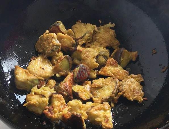 Fried eggplant_way2wok