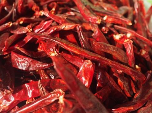 chilli-dried