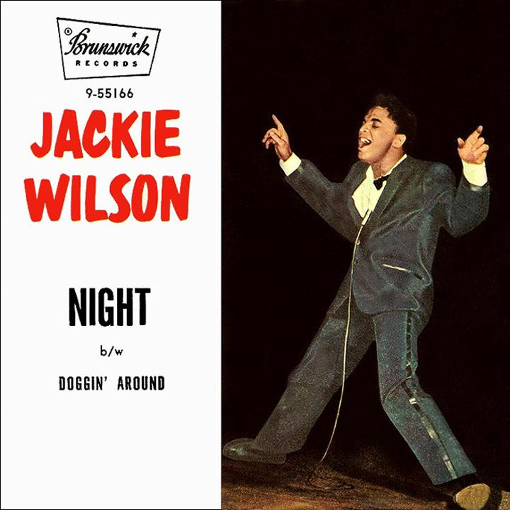 Jackie Wilson  Way Back Attack