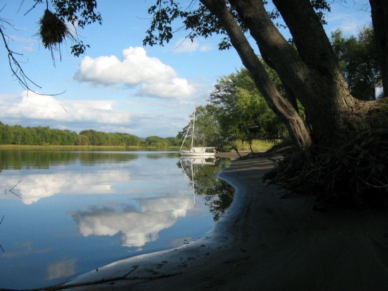 2008 St John River W cruise Sept 2122