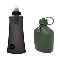 Trink & Feldflaschen