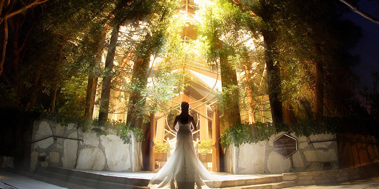 Weddings Wayfarers Chapel