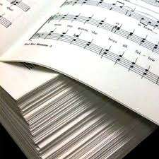 Wayfarers Barbershop Chorus Sheet Music
