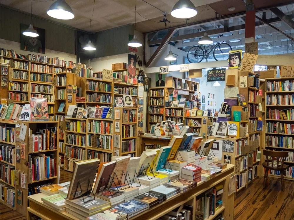 Alley Cat Books San Francisco