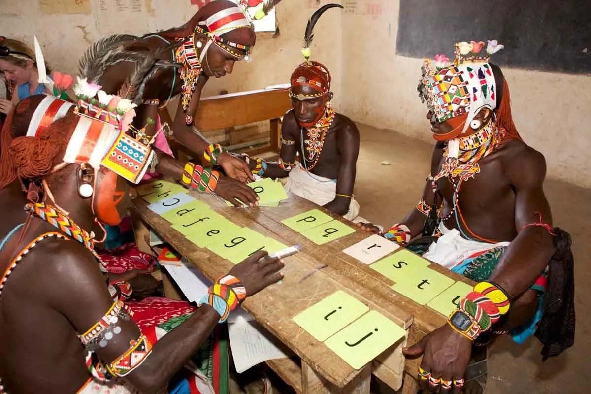 Ewaso Warriors of Samburu Kenya