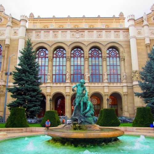 Budapest via Wayfaring With Wagner