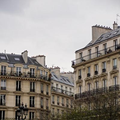 Picturesque Paris