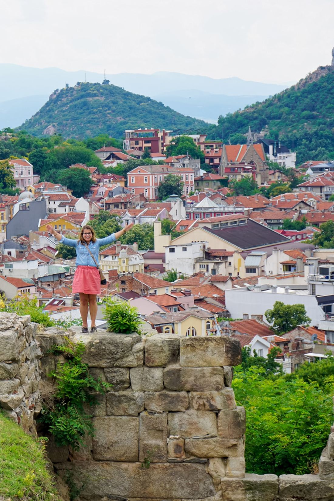 Plovdiv, Bulgaria via Wayfaring With Wagner