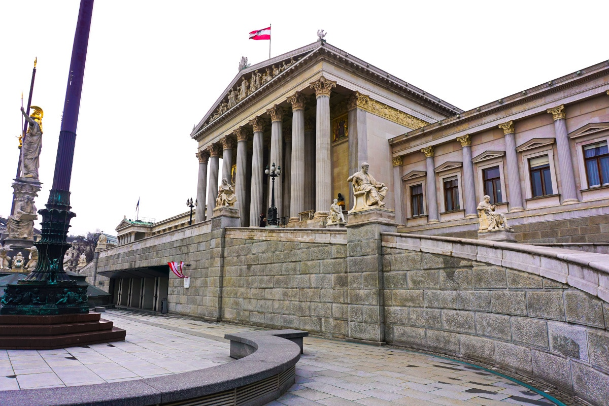 Vienna in 6 Photos via Beer Time With Wagner