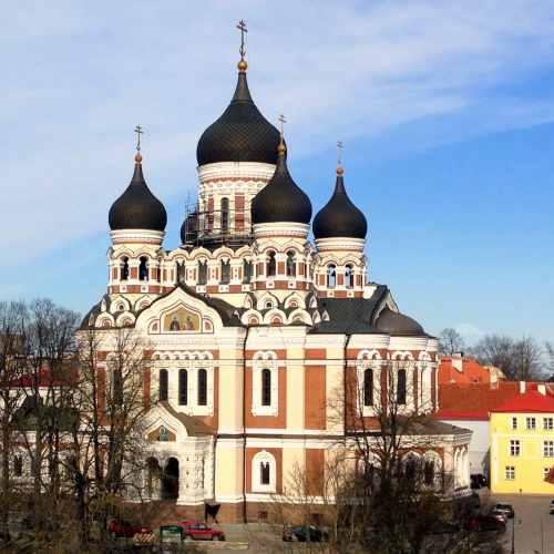 Upper Old Town Tallinn via Wayfaring With Wagner