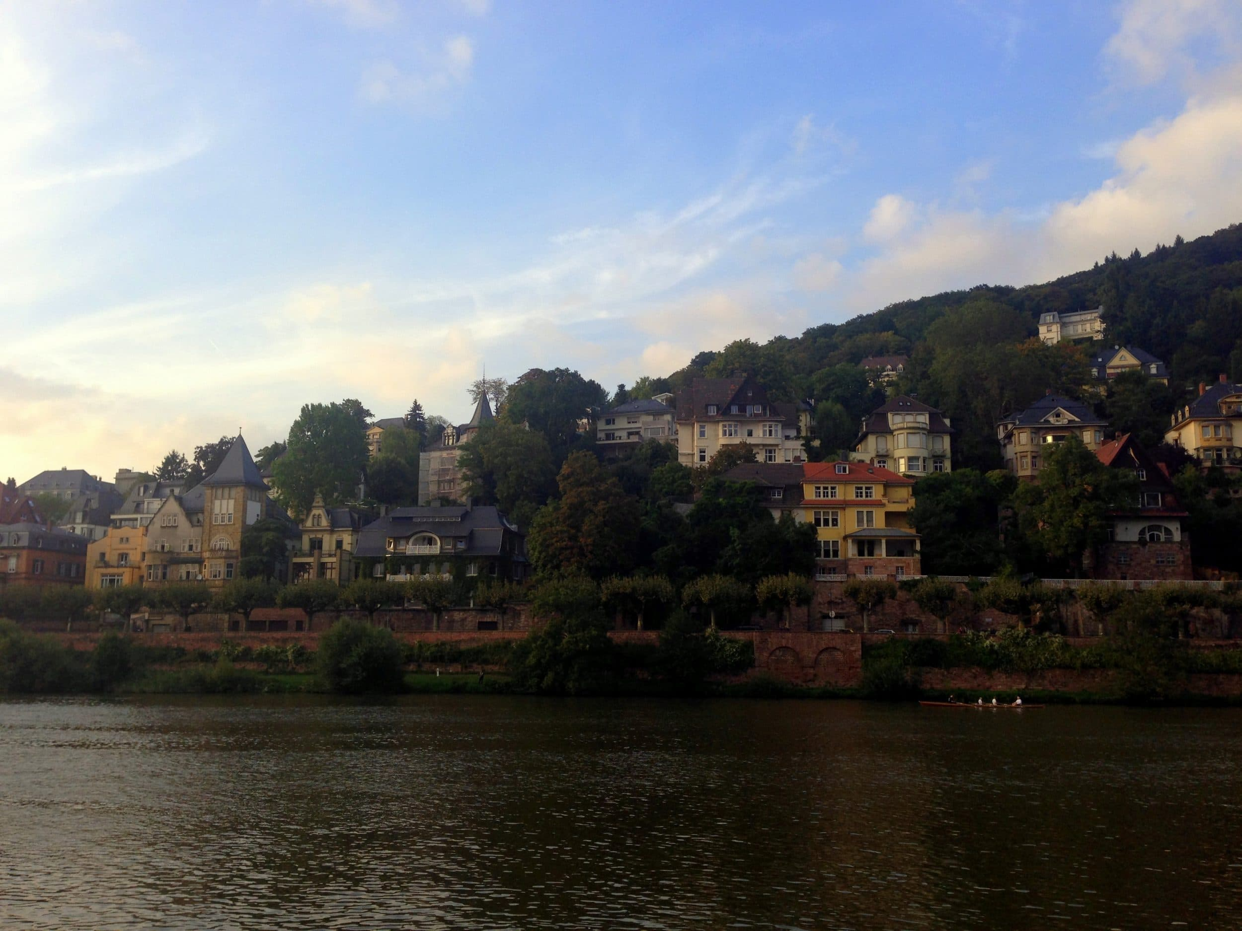 First days in Heidelberg via Wayfaring With Wagner