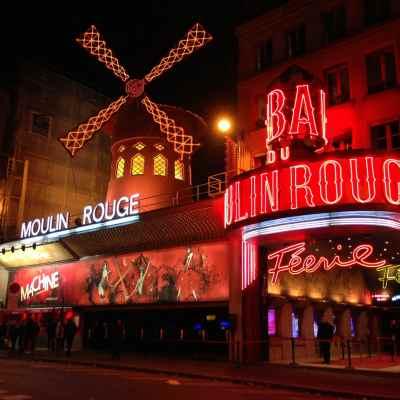 Assortment of Paris Photos