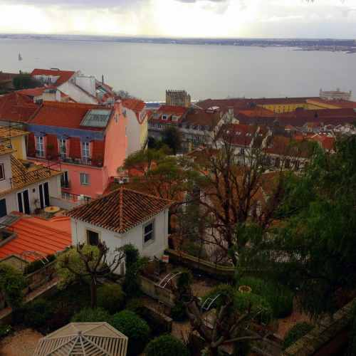 Castle of São Jorge via Wayfaring With Wagner